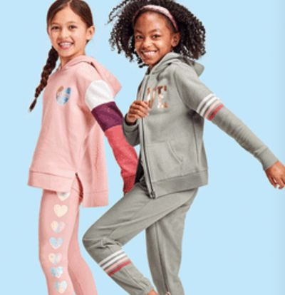 The Children's Place Canada Sale: Up To 40% Off Styles + $7.99 Graphic Tees + FREE Shipping & More