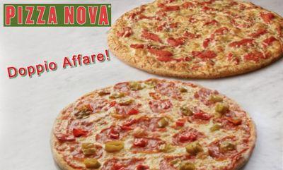 DOUBLE DEAL at Pizza Nova