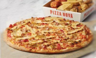 MVP at Pizza Nova