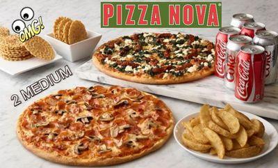 FAMILY SPECIAL #2 at Pizza Nova