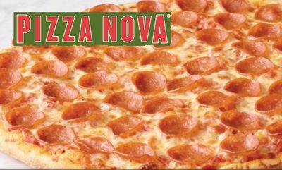PICK-UP SPECIAL at Pizza Nova