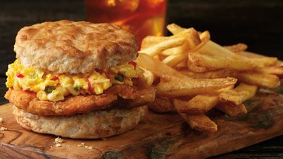 Pimento Cheese Sauce is Back at Select Bojangles' Restaurants