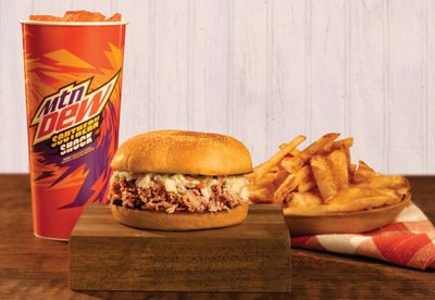 Expanded Barbecue Menu, Complete with Pulled Pork, Now Available at Bojangles
