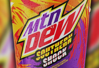 Exclusive Mountain Dew Southern Shock Served Up Icy Cold at Participating Bojangles' Restaurants