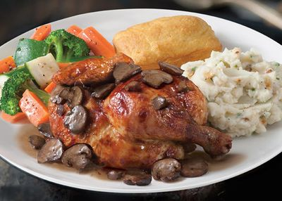 New Chicken Marsala Dished Up at Participating Boston Market Restaurants for a Limited Time