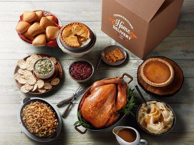 Free Delivery Offered for Online or App Orders Over $20 at Boston Market