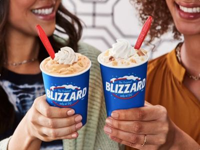 New Fall Blizzard Menu with Pumpkin Pie and Caramel Apple Blizzards Launches at Dairy Queen