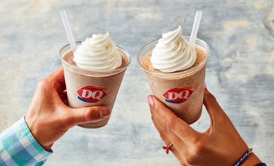 Limited Time Only Pumpkin Cookie Butter Shake Available at Select Dairy Queen Restaurants