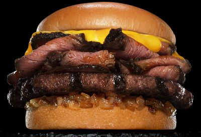 New Prime Rib & Cheddar Angus Thickburger Arrives at Hardee's