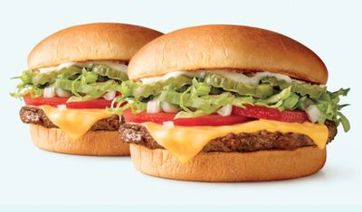 Half Price Cheeseburgers Every Tuesday After 5 pm at Sonic Drive-In When You Order with the Sonic App