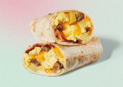 New Southwest Veggie and Bacon, Sausage & Egg Breakfast Wraps Arrive at Select Starbucks