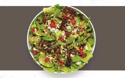 New Limited Time Only Cranberry Crunch Harvest Salad Lands at MOD Pizza