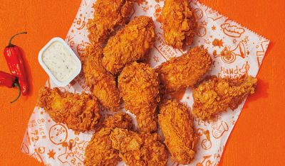 New Ghost Pepper Wings Arrive at Popeyes for a Limited Time Only