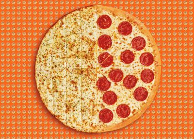 $6 Slices-N-Stix Available 4 to 8 pm for Pickup at Participating Little Caesars