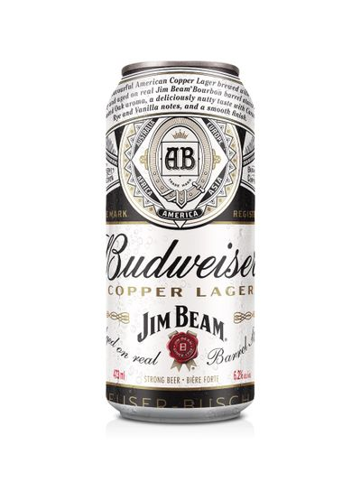 Budweiser Copper Lager On Sale for $16.50 at LCBO