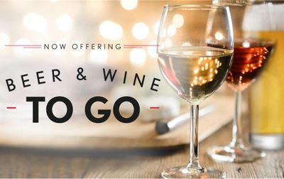 Select Beer and Wine Now Available To Go with Pickup Food Orders at Participating Red Lobster Restaurants