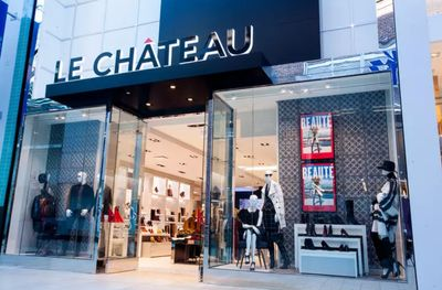 Le Chateau To Close All Stores In Canada