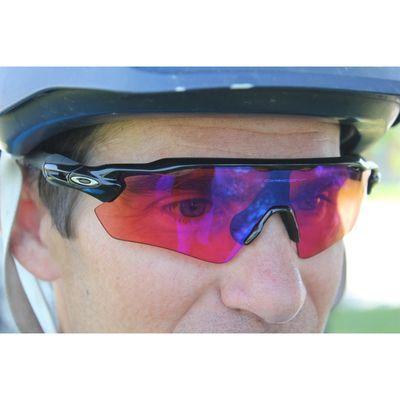 OAKLEY RADAR EV PATH SUNGLASSES - MATTE BLACK/PRIZM ROAD On Sale for $ 146.99 (Save $124.50) at Pro Bike Kit Canada