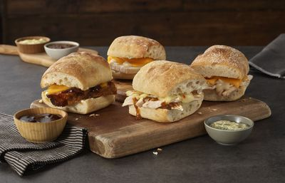 Boston Market Introduces New Menu Available after 9pm Including Ciabatta Sliders