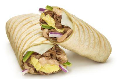 Subway Canada NEW Southwest Steak & Egg Sandwich and Wrap