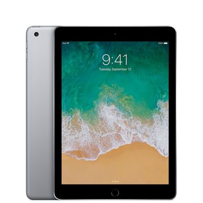 Refurbished iPad Wi-Fi 32GB - Space Gray (5th generation) On Sale for $269.00 (Save $120.00) at Apple Canada