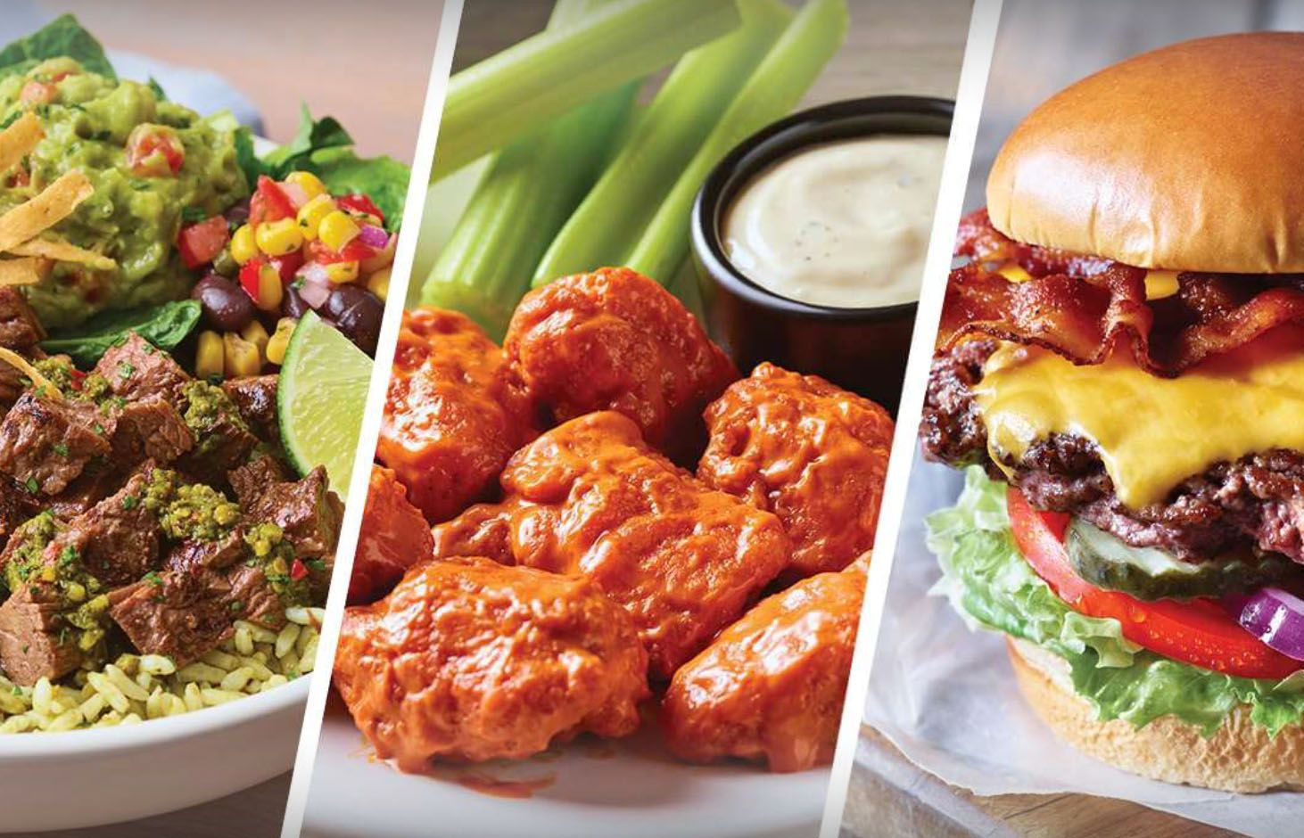 New Southwest Steak Bowl Joins the Entrees on Applebee's 2 for $20 Menu