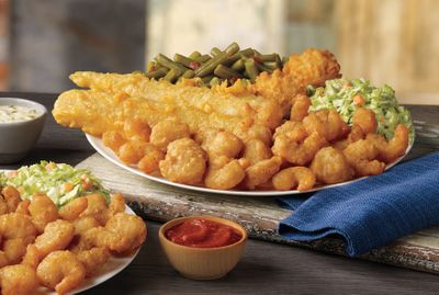 New Shrimp & Seafood Meals Land at Captain D's for a Limited Time