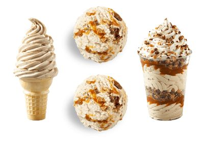 Carvel Rolls Out a New Line of Sweet and Cool Vanilla Bourbon Toffee Treats