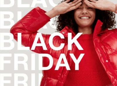 Gap Canada Black Friday Sale: 50% Off Everything + Extra 10% Off Using Coupon Code & More