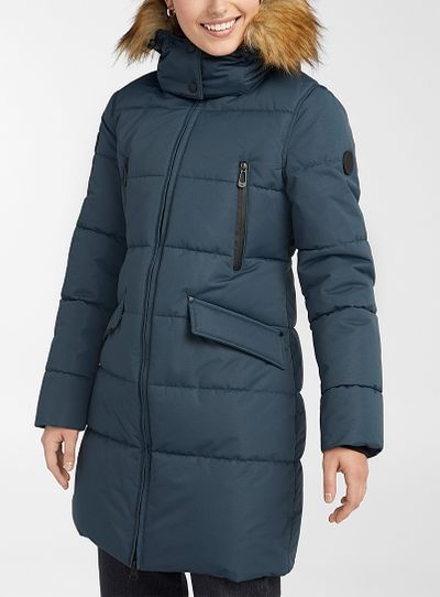 Noize Addie quilted parka On Sale for $ 159.95 at Simons Canada