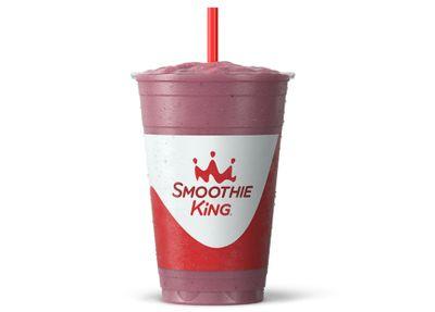 New Vegan Mixed Berry Smoothie Makes a Splash at Smoothie King