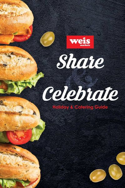 Weis Weekly Ad Flyer December 3 to August 26
