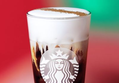 Irish Cream Cold Brew Returns to Starbucks for the Holiday Season