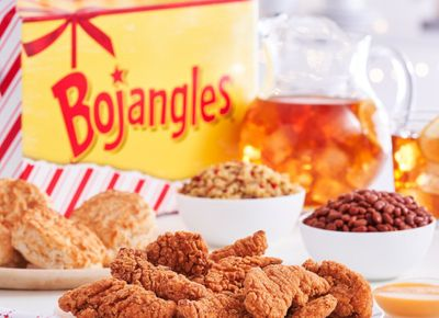 Bojangles is Offering a Limited Edition Big Bo Box this Holiday Season