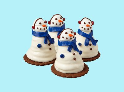 Lil' Snowmen Treats are Back at Carvel for a Limited Time Only