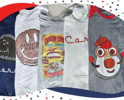 Carvel's Online Merch Shop is Now Stocked with New and Classic Swag
