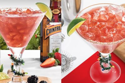 New $5 Merry Berry Margarita Makes a Splash at Chili's