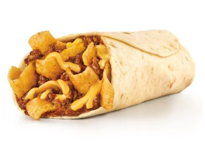 Popular Fritos Chili Cheese Wraps Return to Sonic Drive-in
