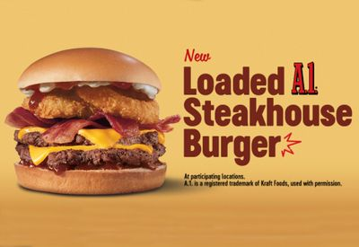 Double and Triple Loaded A1 Steakhouse Burgers Land at Dairy Queen for a Limited Time