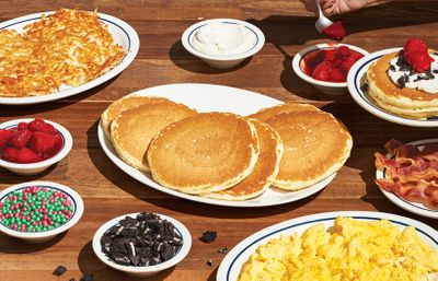 New Holiday Family Feast Arrives at IHOP for a Limited Time