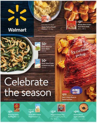 Walmart Weekly Ad Flyer December 1 to December 24