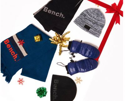 Bench Canada Festive Flash Sale: BOGO 50% Off Sitewide + Up To 50% Off Sale Items