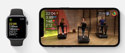 Apple Fitness+ Now Available for $12.99/Month