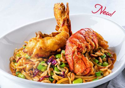 Red Lobster Spices up their Menu with New Kung Pao Noodles Featuring Fried Lobster or Crispy Shrimp