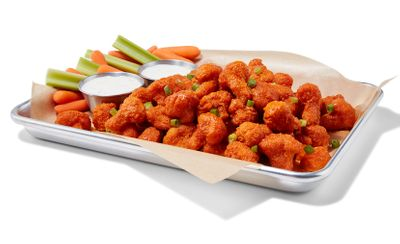 Buffalo Wild Wings Rolls Out New Cauliflower Wings at Participating Restaurants