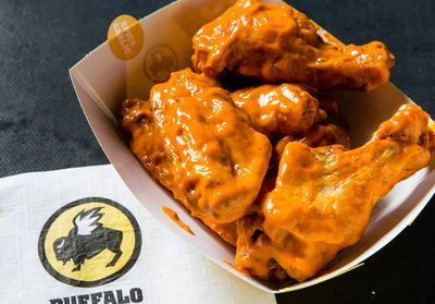 Blazin' Rewards Members will Receive 6 Free Chicken Wings with their Next $10+ Buffalo Wild Wings Purchase