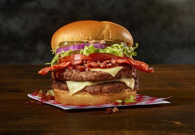 Smoky BBQ Bacon Buford Burger Arrives for a Limited Time at Checkers