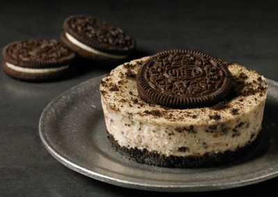 Limited Time Only Oreo Cookie Cheesecake Arrives at Church's Chicken