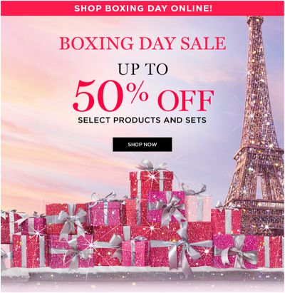 Lancôme Canada Boxing Day 2020 Sale: Save up to 50% off