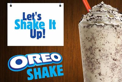 New Limited Time Offer Allows You to Get 2 Oreo Cookie Shakes at Burger King for $5